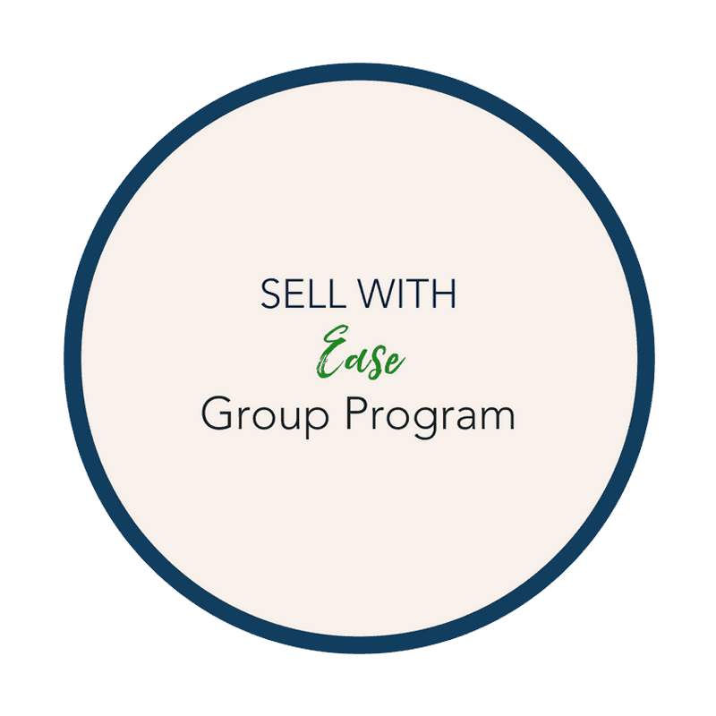 PROGRAMS-SELL WITH EASE GROUP PROGRAM