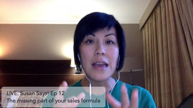 The Missing Part Of Your Sales Formula Part 1