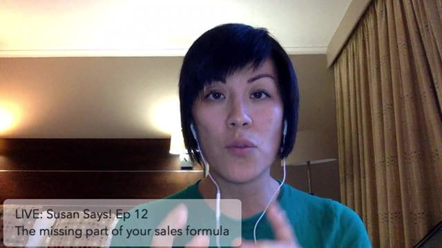 The Missing Part Of Your Sales Formula Part 2