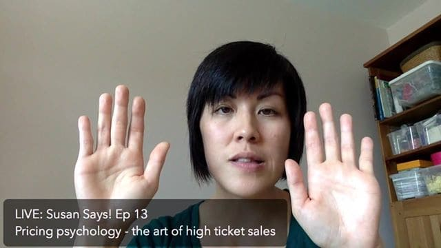 Pricing Psychology – The Art Of High Ticket Sales