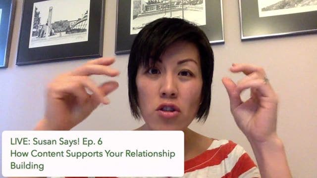 How Content Supports Your Relationship Building