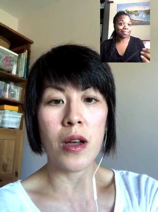 Take 2! Live with Linda Leno talking about repurposing your content