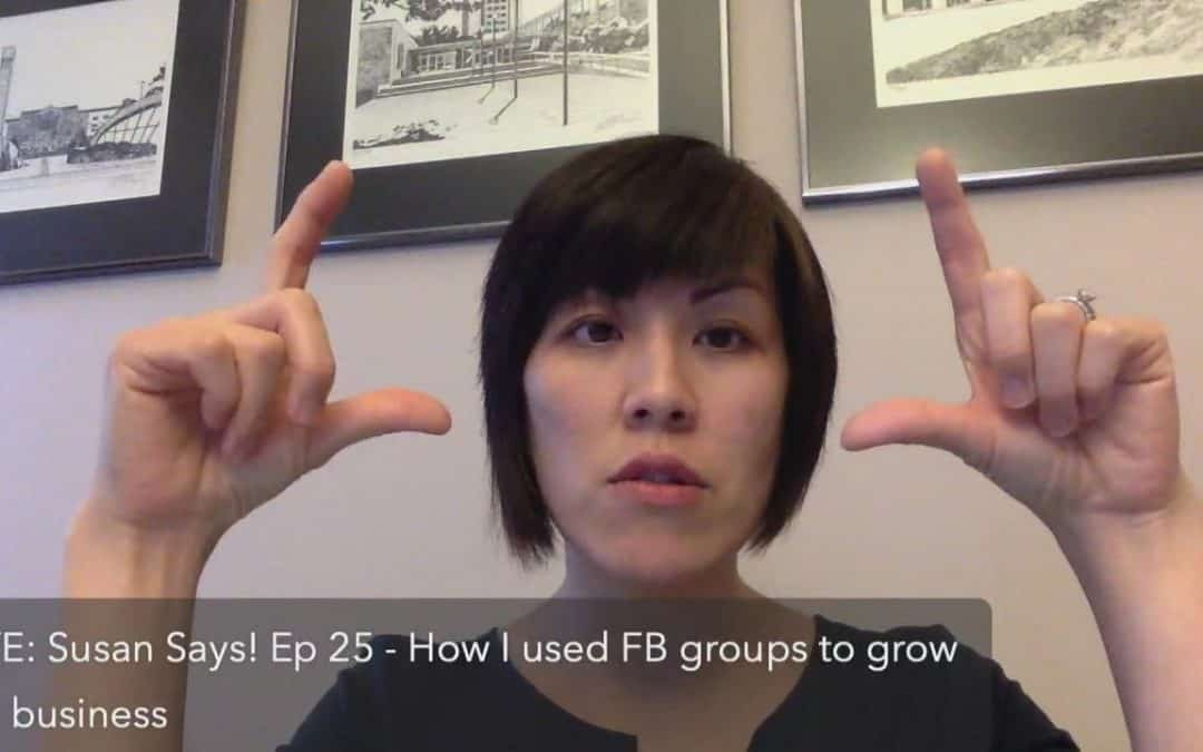 How I used Facebook Groups to grow my business